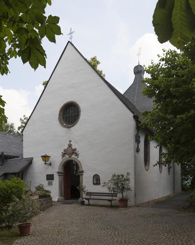 Michaelskapelle Eingangsfront, Foto: Vanessa Krohn